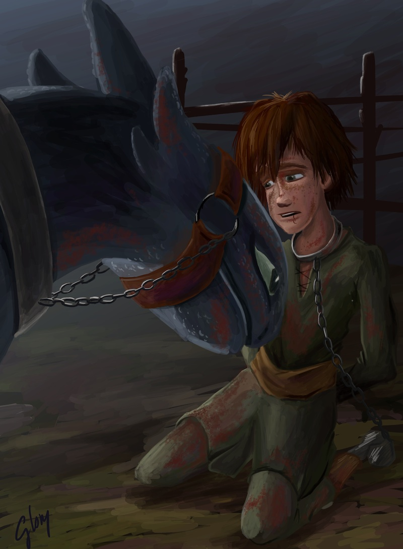 toothless x hiccup fanfic gay
